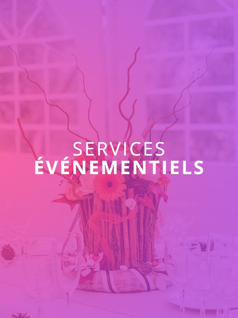 Services Événementiels